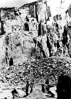 Маутхаузен.Каменоломни
