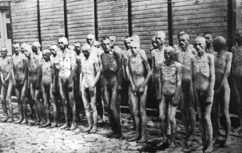 Советские военнопленные в Mauthausen