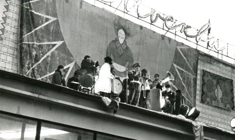 1967Празднование масленицы