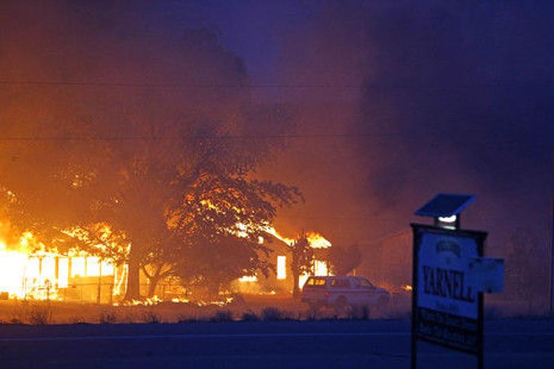 Пожар в Аризоне-800