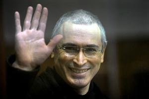 Ходорковский после освобождения