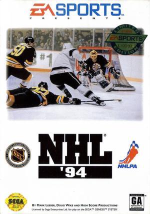 NHL 94 (Genesis)