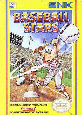 Baseball Stars (NES)
