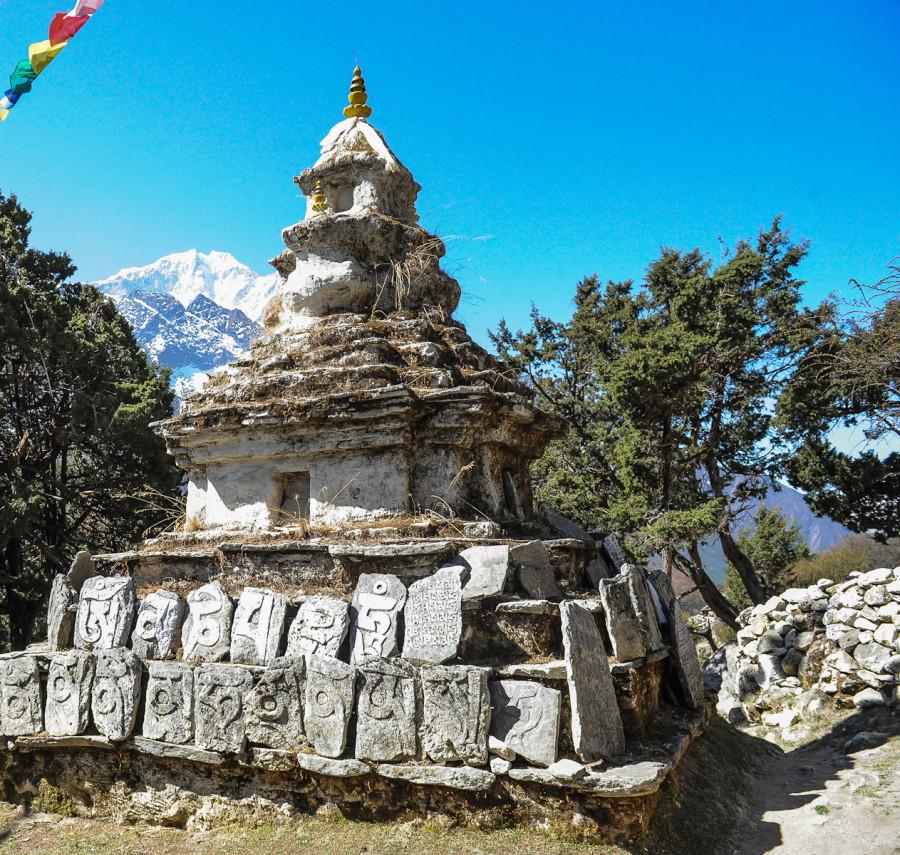 На перевале Монгла