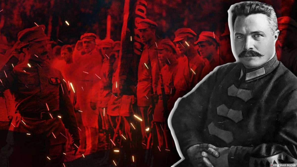 М. В. Фрунзе. «Герой, не выходивший с линии огня»