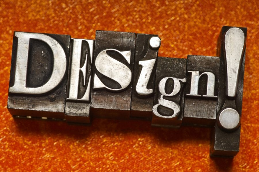 Удобный дизайн сайта