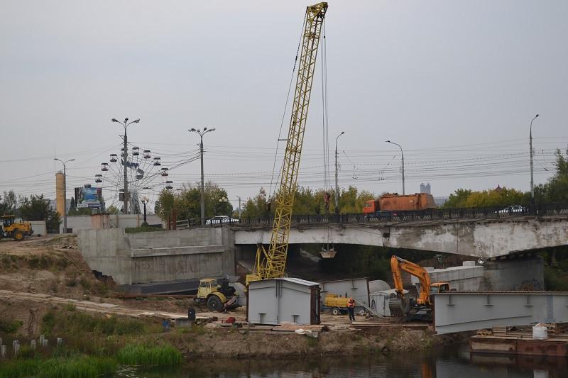 мост кран
