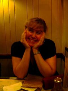 Randee at Virgil's