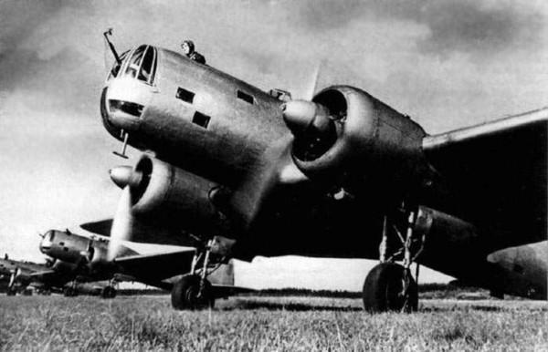Самолёты ДБ-3