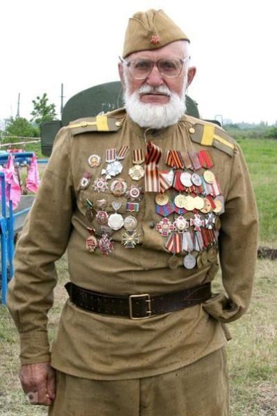 Казак Мартыненко - герой войны