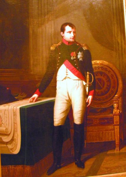 Наполеон в зелёном мундире