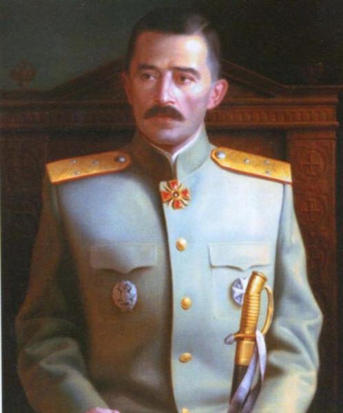 Генерал Дитерихс