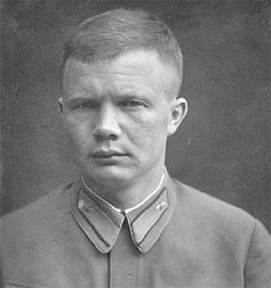 Леонид Хрущёв после разжалования