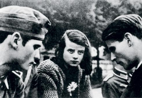 Антифашисты из Белой Розы фото