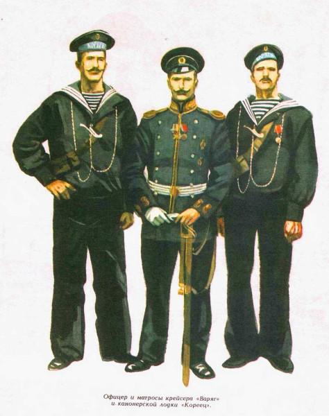 Моряки 1904