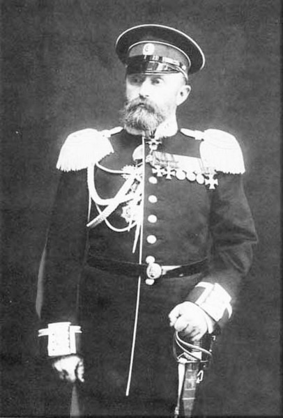 Капитан Руднев