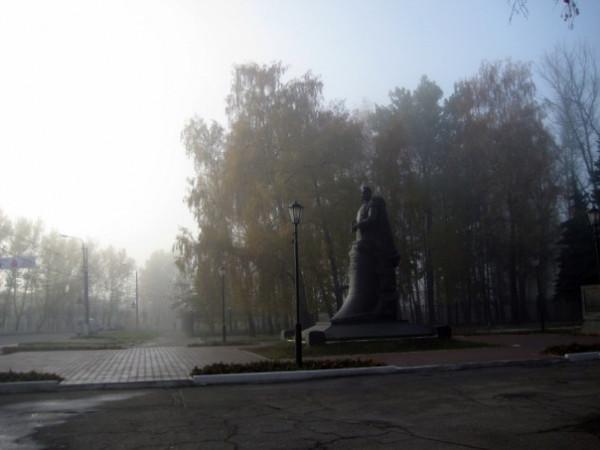 Памятник Рудневу в Туле