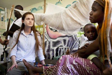 Бонни Райт в Африке часть вторая