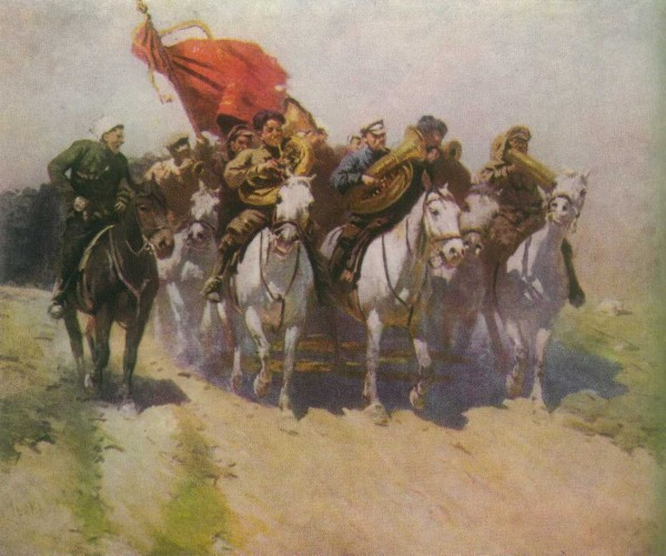 Трубачи Первой Конной