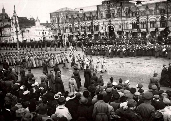 Парад Красной Армии