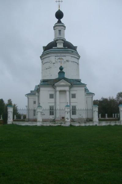 Пушкинская церковь