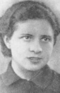 Клавдия Назарова