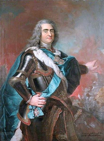 Август Сильный король Польский