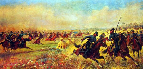 Казаки в 1812 году