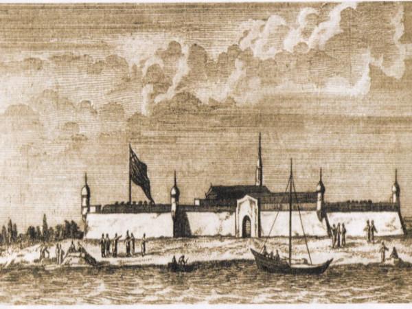 Новодвинская крепость