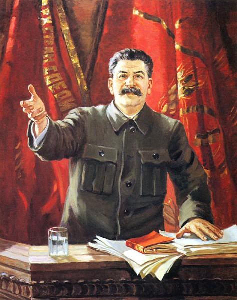 Сталин в 30-е годы