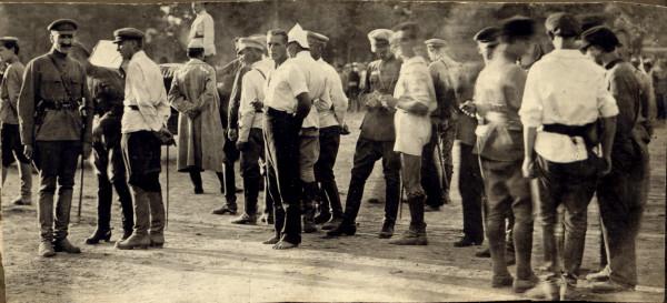 Красная армия в период борьбы с басмачами