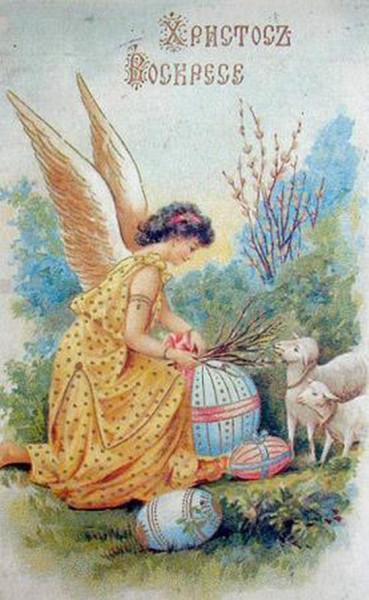 Благовествующий ангел