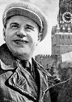 Алексей Берест после войны