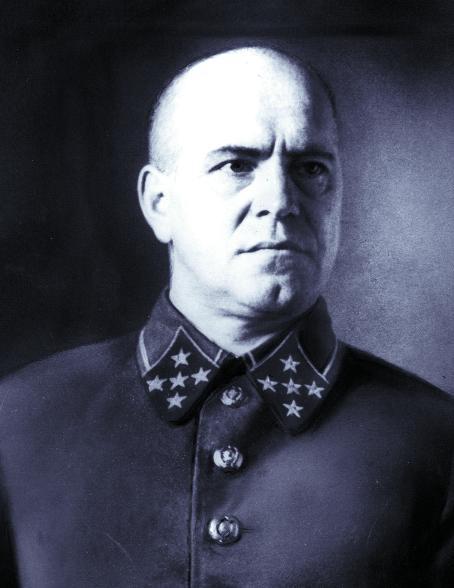 Жуков в 1942 году