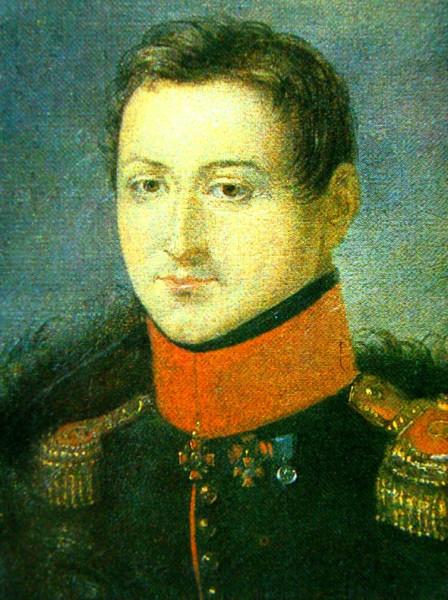 Сергей Муравьев-Апостол