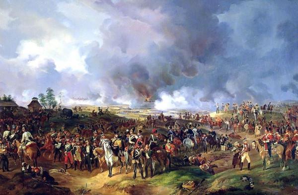 Битва народов при Лейпциге