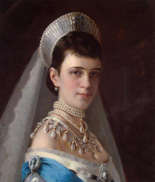Мария Фёдоровна в цвете