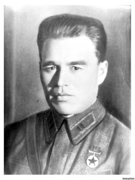 Майор Гаврилов