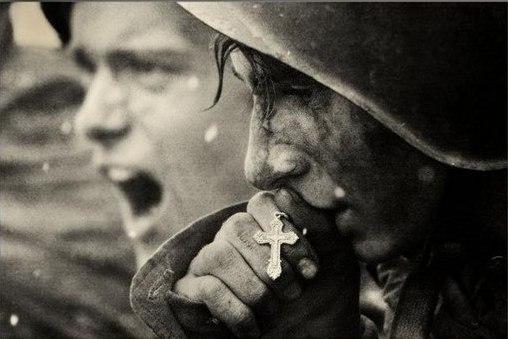 Православный американский солдат