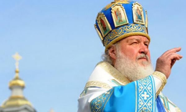 Патриарх Кирилл - миротворец