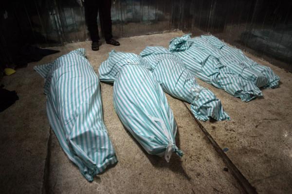 Война в Сирии - жертвы террора американских наёмников
