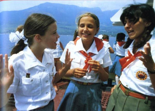 Саманта Смит и советские девочки