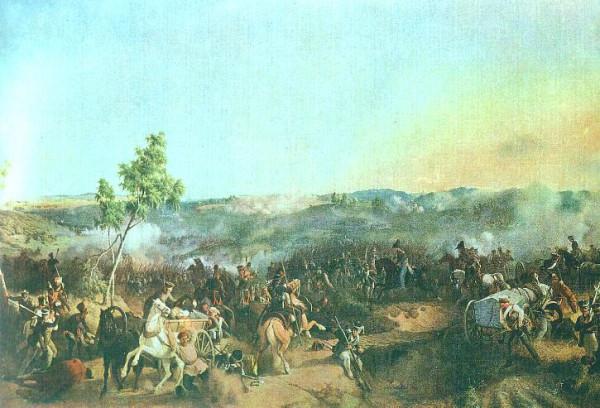 Сражение при Валутиной горе