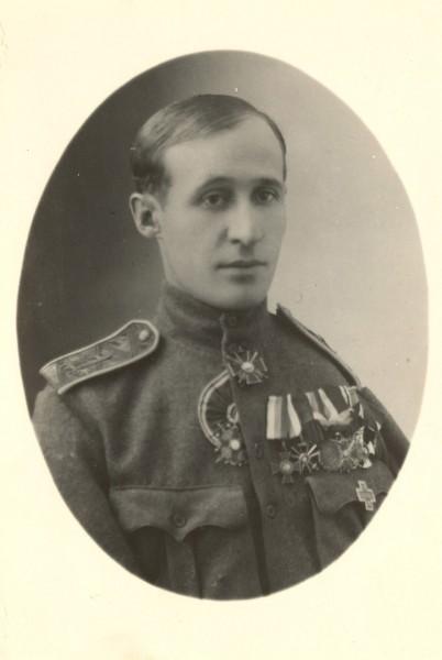 Владимир Манштейн