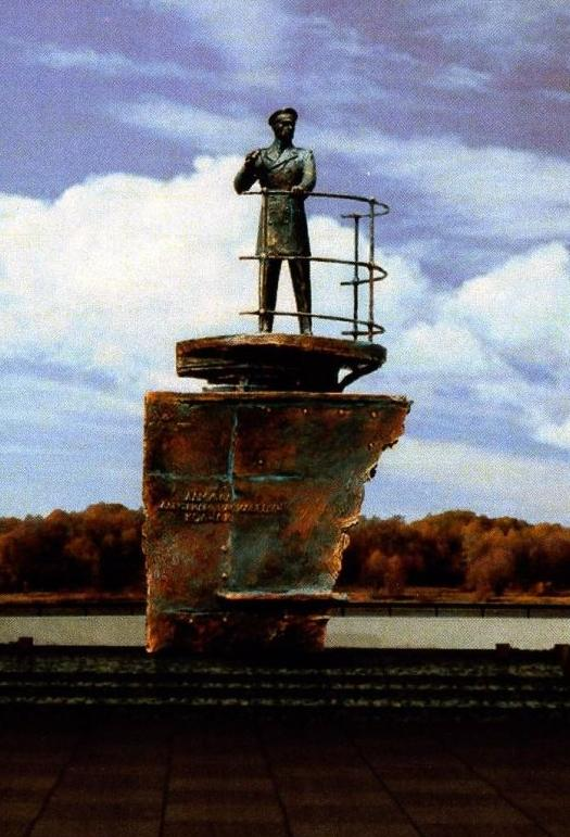 Памятник Колчаку в Омске номер 2