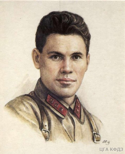 Политрук Клочков