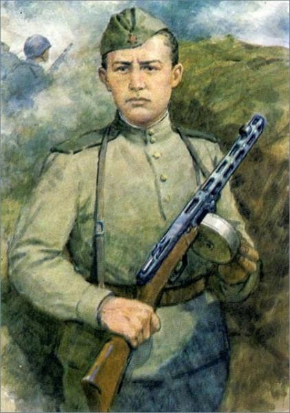 Смирнов Юрий Герой Советского Союза
