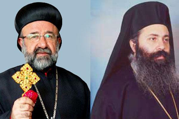 Война в Сирии - похищенные американскими наёмниками православные иерархи