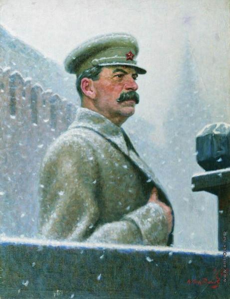 Сталин в 1941 году