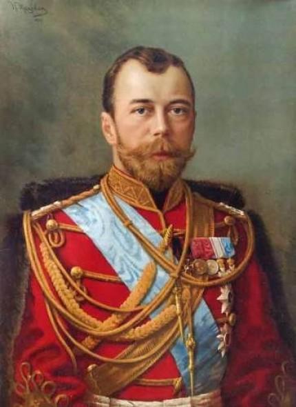 Николай Второй - лейб-гусар